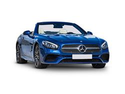 SL 500 AMG Line 2dr 9G-Tronic