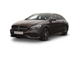 CLA 250 AMG 4Matic 5dr Tip Auto