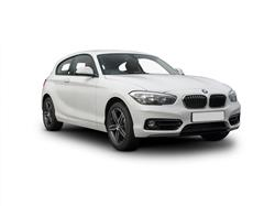116d M Sport Shadow Ed 3dr Step Auto
