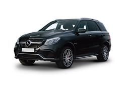 GLE 43 4Matic Night Edition 5dr 9G-Tronic