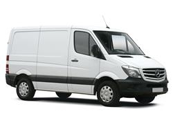 216 CDI 3.0t Chassis Cab 7G-Tronic L1