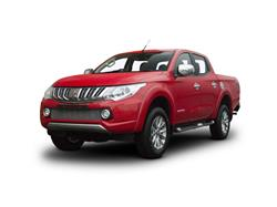 Double Cab DI-D 178 Warrior 4WD
