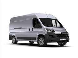 35 Heavy 2.0 BlueHDi Chassis Cab 160ps L3