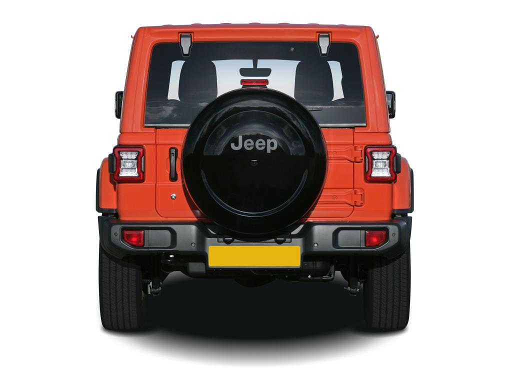 JEEP WRANGLER HARD TOP SPECIAL EDITION 2.0 GME 80th Anniversary 4dr Auto8