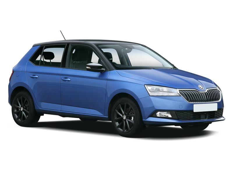 SKODA FABIA HATCHBACK SPECIAL EDITIONS 1.0 TSI Colour Edition 5dr DSG