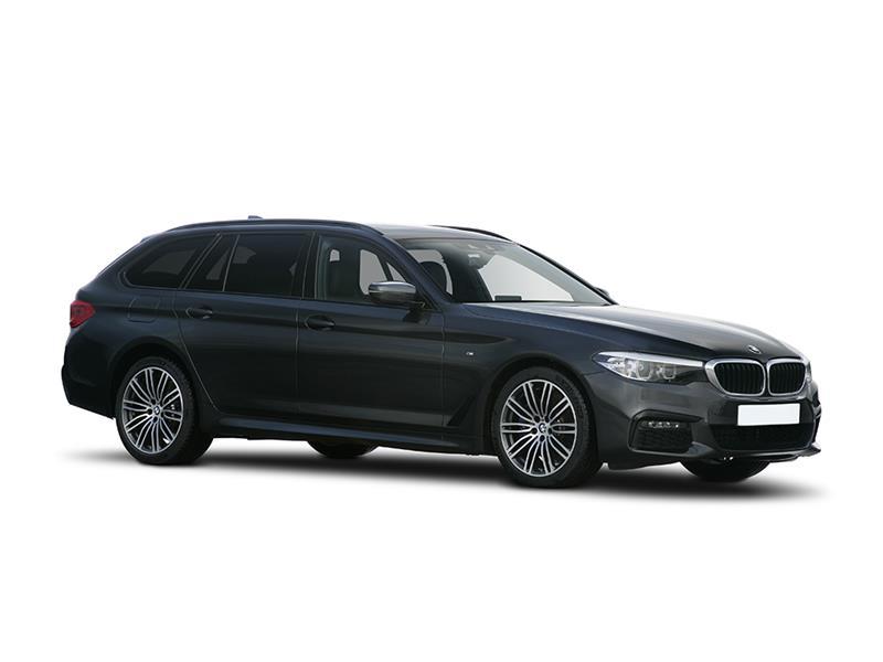 BMW 5 SERIES DIESEL TOURING 520d MHT M Sport 5dr Step Auto