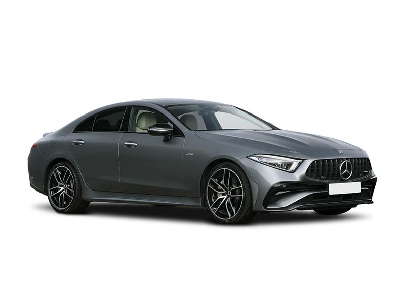 MERCEDES-BENZ CLS AMG COUPE CLS 53 4Matic+ Night Ed Premium + 4dr TCT