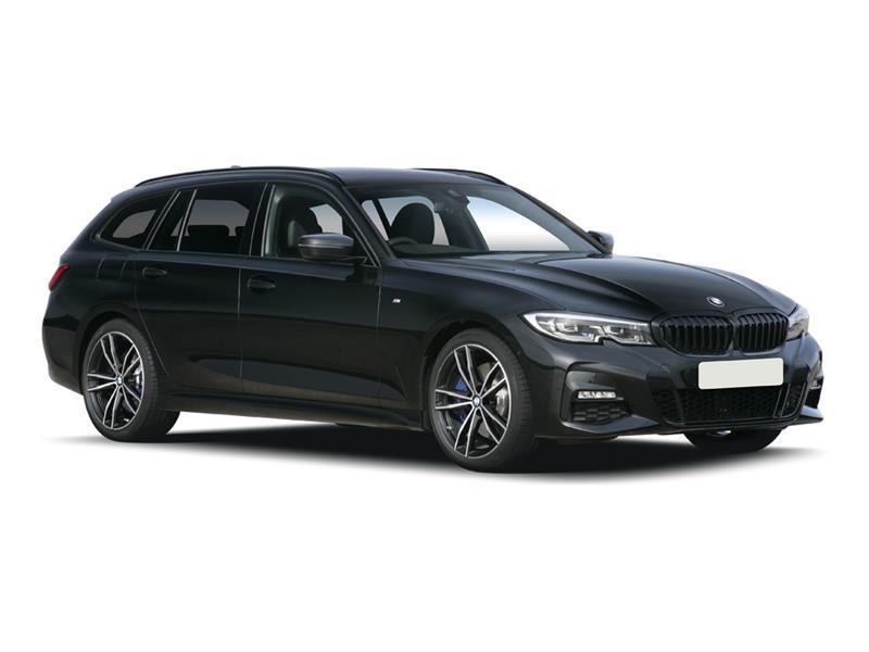 BMW 3 SERIES DIESEL TOURING 330d MHT M Sport 5dr Step Auto [Tech/Pro Pack]
