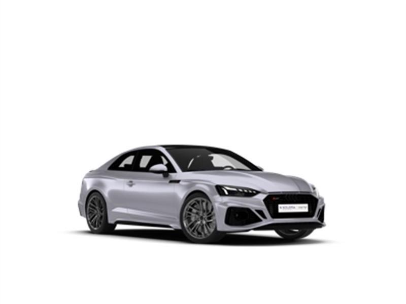 AUDI RS 5 COUPE RS 5 TFSI Quattro Carbon Black 2dr Tiptronic [C+S]