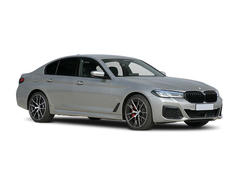 BMW 5 SERIES DIESEL SALOON 520d MHT M Sport 4dr Step Auto [Tech Pack]