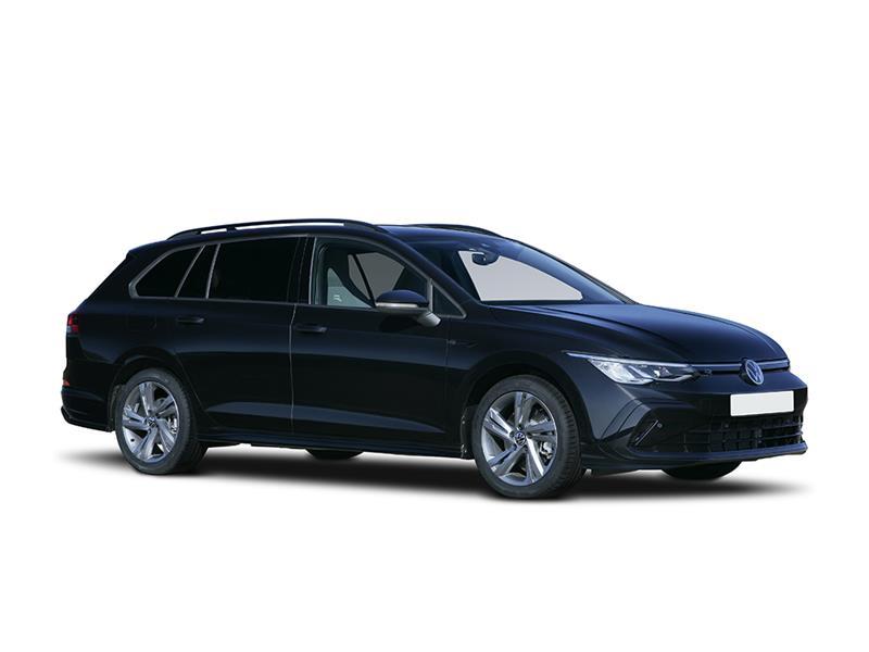 VOLKSWAGEN GOLF DIESEL ESTATE 2.0 TDI Style 5dr DSG