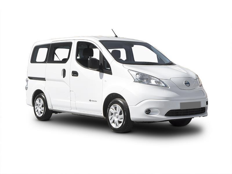 NISSAN e-NV200 COMBI ELECTRIC ESTATE 80kW Visia 40kWh 5dr Auto [5 Seat]
