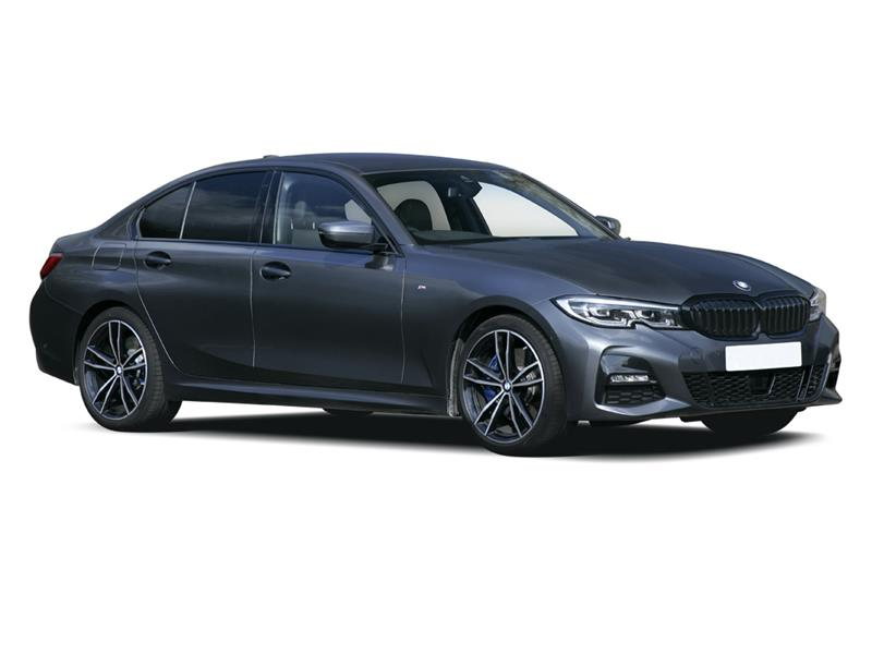 BMW 3 SERIES DIESEL SALOON 318d MHT Sport 4dr Step Auto