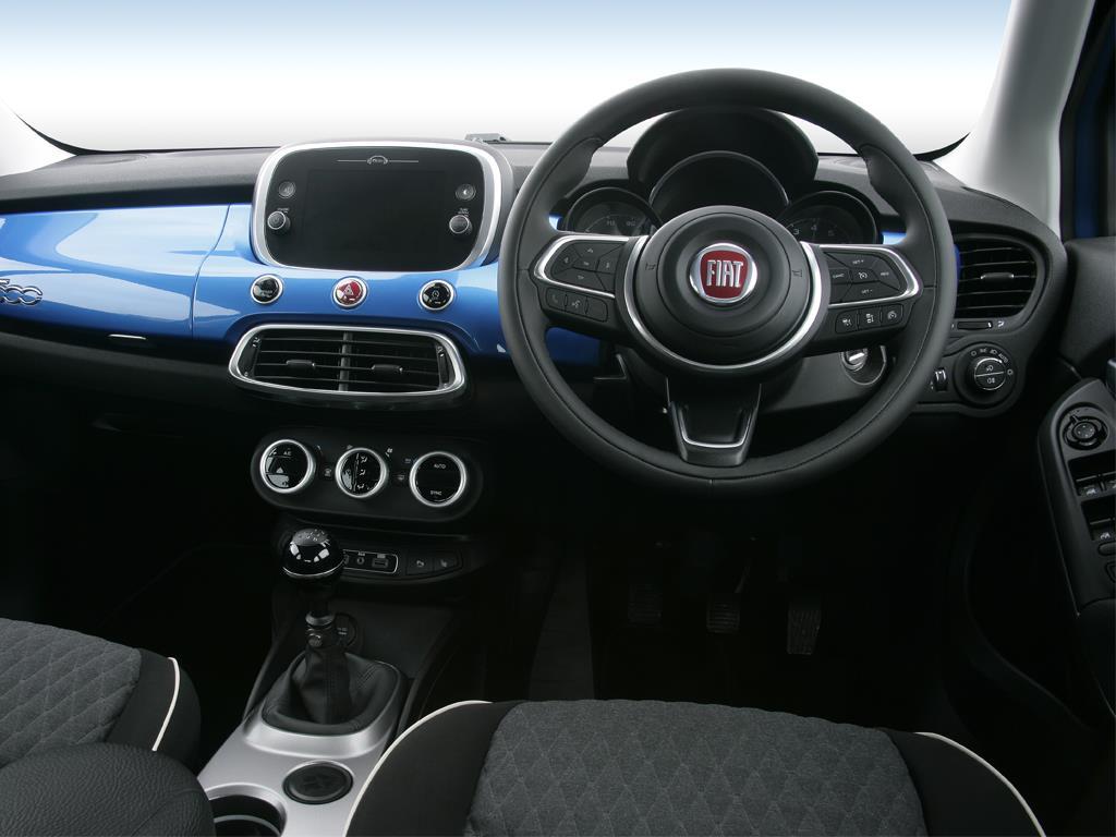 FIAT 500X HATCHBACK 1.0 Cross Plus 5dr