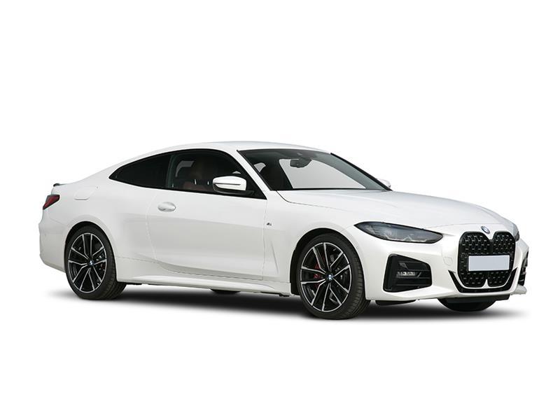 BMW 4 SERIES DIESEL COUPE 420d MHT M Sport 2dr Step Auto [Pro Pack]