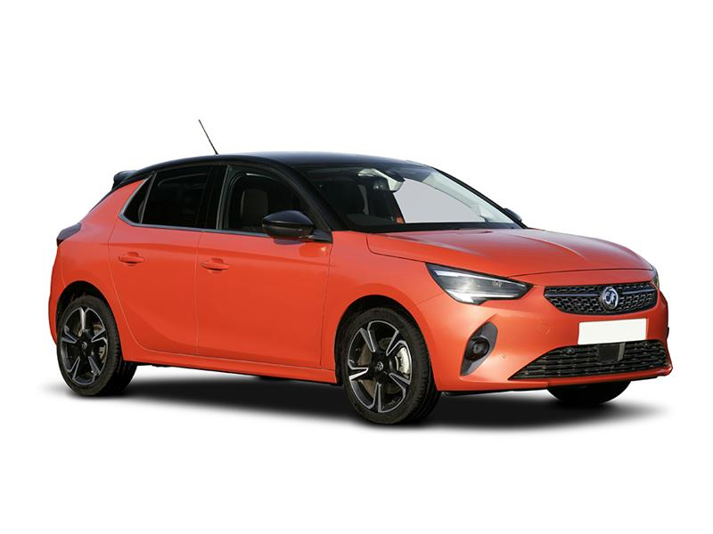 VAUXHALL CORSA-E ELECTRIC HATCHBACK 100kW SRi Nav Premium 50kWh 5dr Auto [11kWCh]