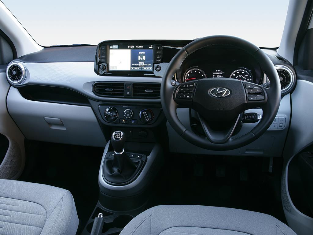 HYUNDAI I10 HATCHBACK 1.0 MPi Premium 5dr Auto