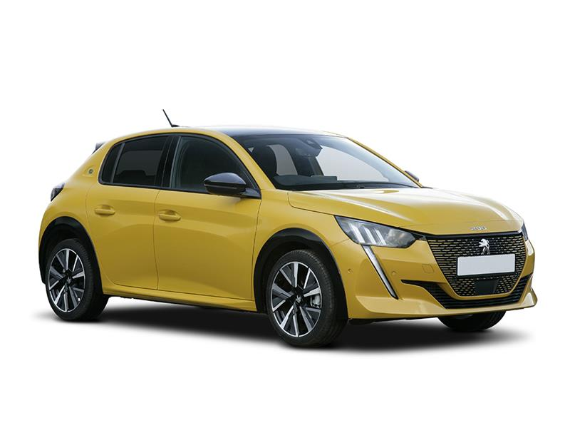 Peugeot e-208 Electric Hatchback 100kW GT 50kWh 5dr Auto