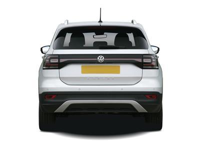Volkswagen T-CROSS 1.0 TSI 110 SE 5dr