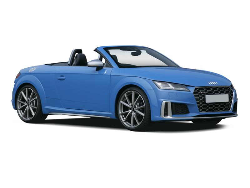 AUDI TT ROADSTER 45 TFSI Black Edition 2dr S Tronic [Tech Pack]