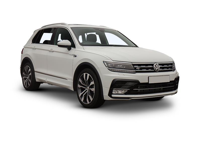 Volkswagen TIGUAN DIESEL ESTATE 2.0 TDi 150 R Line Tech 5dr DSG