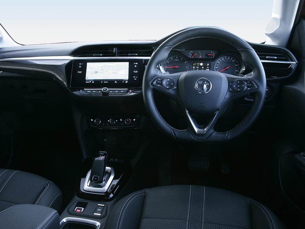 VAUXHALL CORSA-E ELECTRIC HATCHBACK 100kW SRi Nav Premium 50kWh 5dr Auto [7.4kWCh]