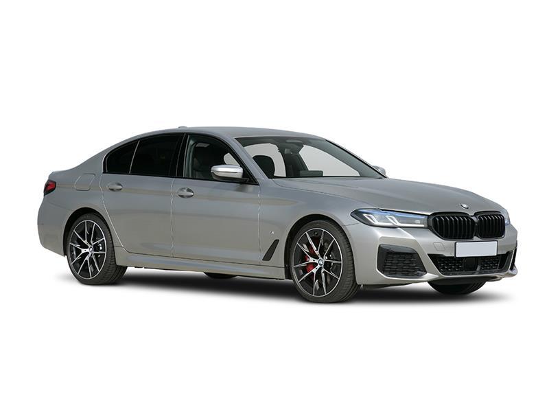 BMW 5 SERIES DIESEL SALOON 520d MHT SE 4dr Step Auto