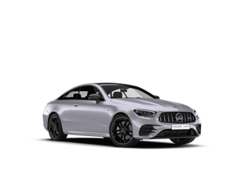 MERCEDES-BENZ E CLASS AMG COUPE E53 4Matic+ Night Ed Premium Plus 2dr TCT