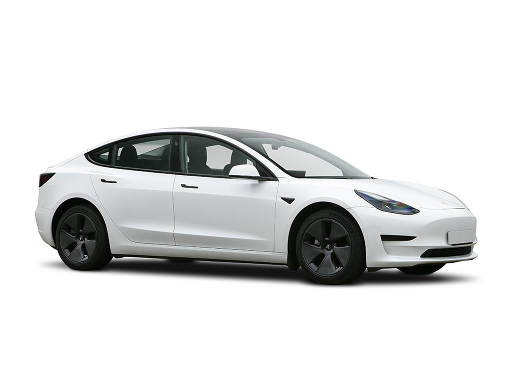 TESLA MODEL 3 Standard Plus 4dr Auto