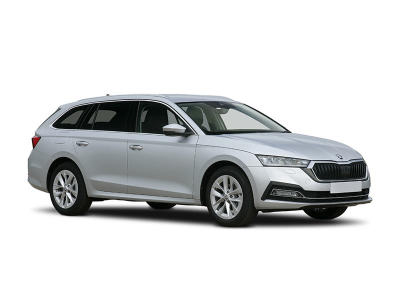SKODA OCTAVIA ESTATE 1.5 TSI SE Technology 5dr
