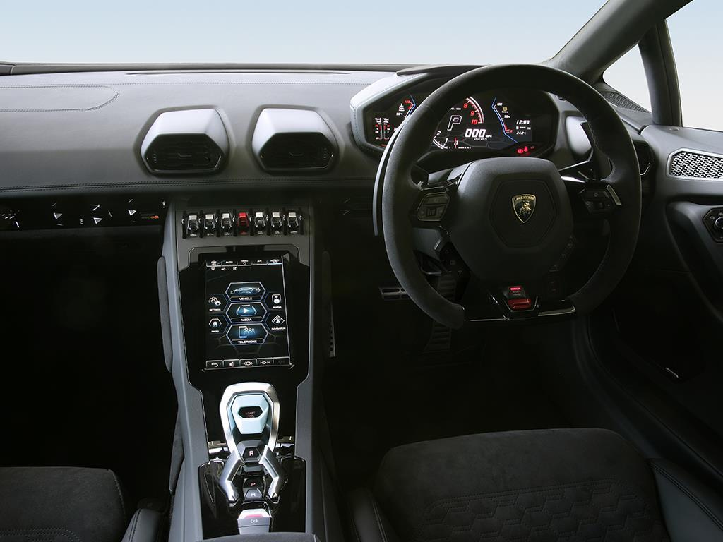 LAMBORGHINI HURACAN EVO COUPE 5.2 V10 640 STO 2dr Auto