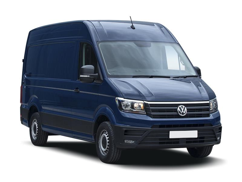 Volkswagen CRAFTER CR50 MWB DIESEL RWD 2.0 TDI 177PS Trendline Business Van Auto