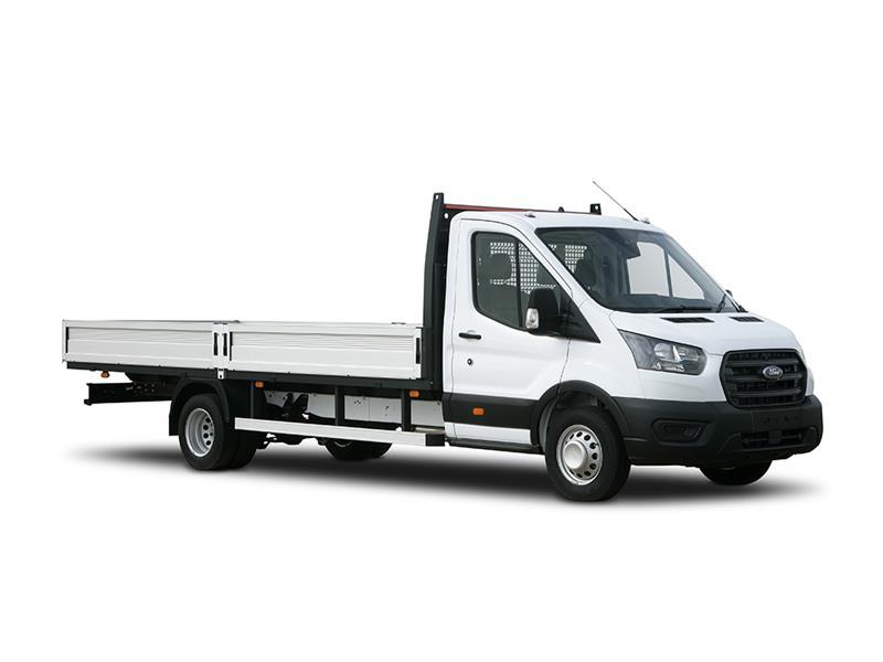FORD TRANSIT 350 L4 DIESEL RWD 2.0 EcoBlue 170ps HD Emissions Dropside Auto