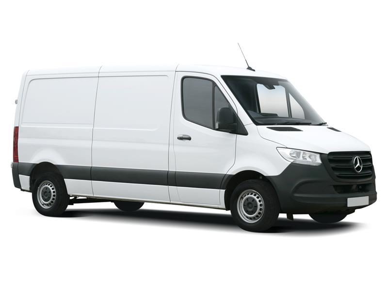 MERCEDES-BENZ SPRINTER 514CDI L3 DIESEL RWD 5.0t H3 Premium Crew Van 7G-Tronic