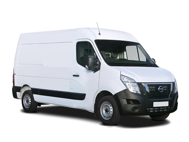 NISSAN NV400 F33 L1 DIESEL 2.3 dci 150ps H1 Tekna Van