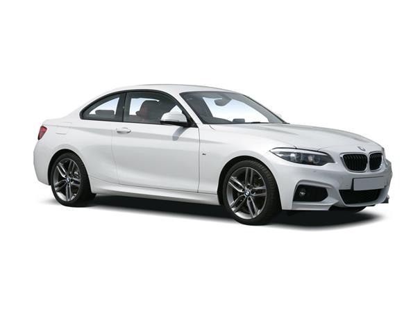 BMW 2 Series Diesel Coupe 218d M Sport 2dr [Nav] Contract Hire & Leasing