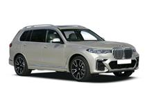 BMW X7 ESTATE xDrive40i M Sport 5dr Step Auto [Ultimate Pack]