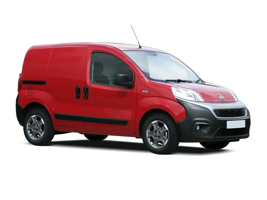 Fiat Fiorino Cargo Diesel 1.3 16V Multijet Tecnico Van Start Stop Contract Hire & Leasing