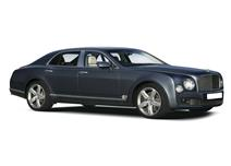 BENTLEY MULSANNE SALOON 6.8 V8 4dr Auto