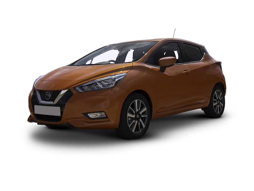 Nissan Micra Hatchback 1.0 IG-T 100 Visia+ 5dr Contract Hire & Leasing