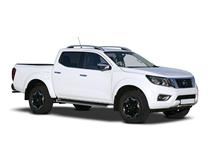 NISSAN NAVARA Double Cab Chassis Visia 2.3dCi 163 TT 4WD