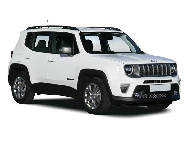 Jeep Renegade Hatchback 1.3 T4 GSE Limited 5dr DDCT Contract Hire & Leasing