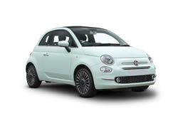 500C CONVERTIBLE Contract Vehicle
