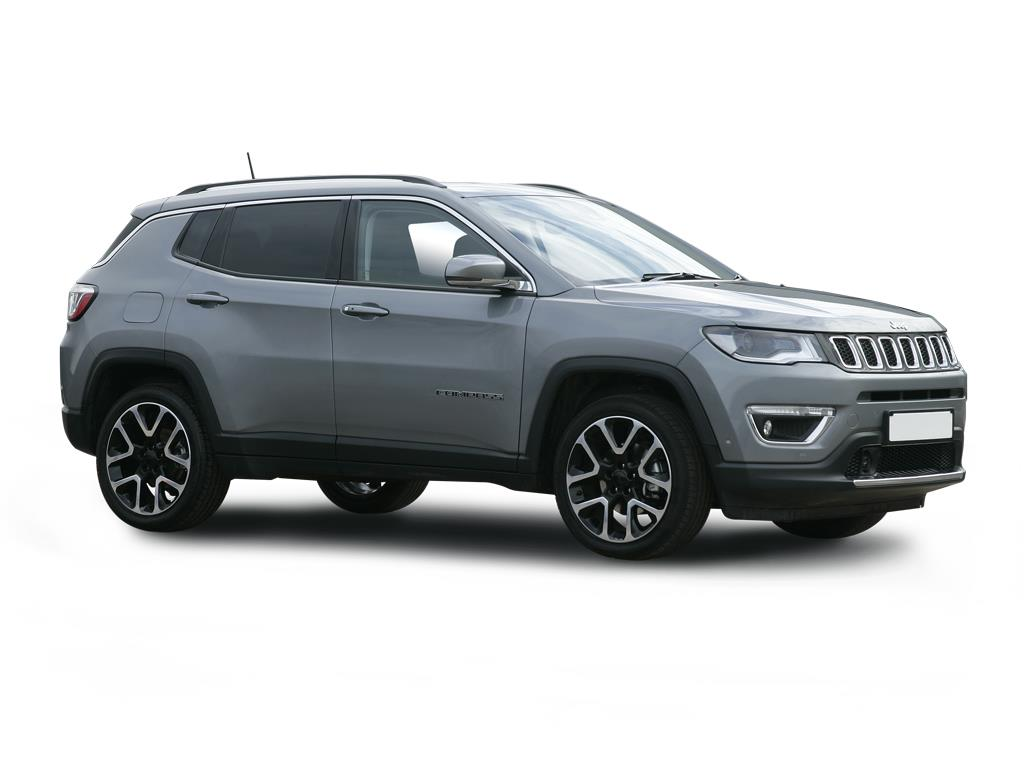 Jeep Compass Sw Diesel 2.0 Multijet 140 Longitude 5dr Contract Hire & Leasing