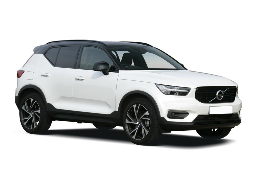 Volvo Xc40 Estate 1.5 T3 [163] Momentum 5dr Geartronic Contract Hire & Leasing
