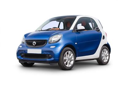 SMART FORTWO COUPE 1.0 Prime 2dr