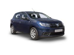 SANDERO HATCHBACK Contract Vehicle