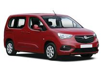 VAUXHALL COMBO LIFE 1.5 Turbo D Edition 5dr