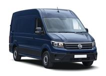 VOLKSWAGEN CRAFTER CR35 MWB DIESEL 2.0 TDI 177PS Startline Business DCab Chassis Auto