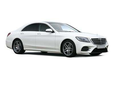 MERCEDES-BENZ S CLASS SALOON SPECIAL EDITIONS S350d Grand Edition 4dr 9G-Tronic
